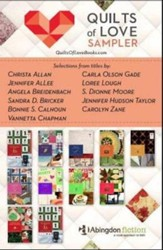 Free Quilts of Love Fiction Sampler - eBook [ePub] - eBook