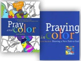 Pray & Color / Praying in Color - 2 Pack
