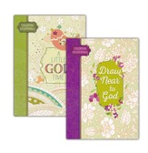 Majestic Expressions Coloring Devotionals 2 Pack