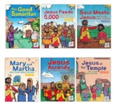 Holy Moly New Testament Bible Stories - 6 Pack