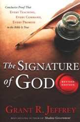 The Signature of God  Rev. Ed.