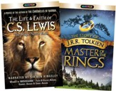 The Story of J.R.R. Tolkien / The Life & Faith of C.S. Lewis  - 2 DVD Set