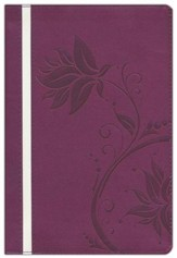 A Woman After God's Own Heart Bible: Berry Imitation Leather