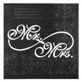 Mr. and Mrs. Napkins, Pack of 20
