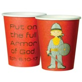 Armor of God Cups, Pack of 10