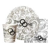 Two Shall Be One Paper Goods, Set of 40