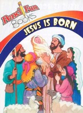 Jesus is Born: Pencil Fun Book, 10 pack