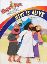 Jesus is Alive: Pencil Fun Book, 10 pack