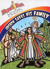 Joseph Saves His Family: Pencil Fun Book, 10 pack