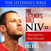 The NIV Listener's Audio Bible: Vocal Performance by Max McLean Audiobook [Download]