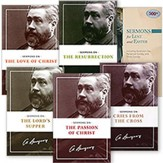 Spurgeon and Luther's Easter Sermons, 6 Volume Collection