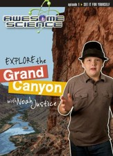 Awesome Science: Explore Grand Canyon [Streaming Video Rental]