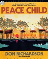 Peace Child - Unabridged Audiobook on CD