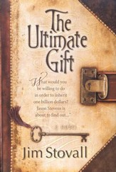 The Ultimate Gift, Ultimate Series #1  - Slightly Imperfect