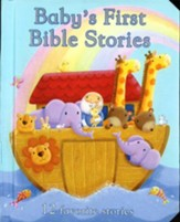 Baby's First Bible Stories - Slightly Imperfect