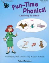 Fun-Time Phonics Part 1 (Age 4; Grade 2)