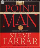 Point Man: How a Man Can Lead His Family                 Audiobook on CD