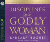 Disciplines of a Godly Woman - Audiobook on CD