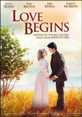 Love Begins, DVD