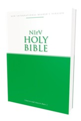 NIrV Economy Bible, Tradepaper  - Slightly Imperfect