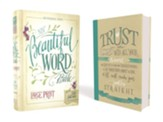 NIV Beautiful Word Bible, Large Print, Hardcover