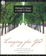 Longing for God: Seven Paths of Christian Devotion - Audiobook on CD