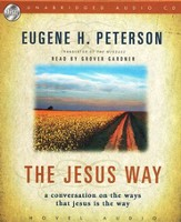 The Jesus Way Audiobook on CD