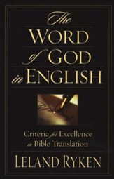 The Word of God in English