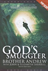 God's Smuggler - Unabridged Audiobook on MP3
