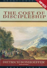The Cost of Discipleship - Audiobook on MP3