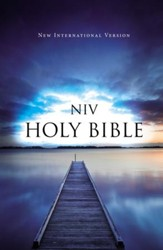 NIV Outreach Bible, Paperback