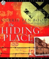 the hiding place audiobook on cd