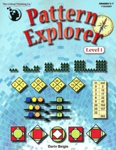 Pattern Explorer Level 1, Grades 5-7