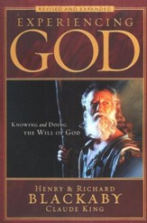 Experiencing God: Knowing and Doing the Will of God, Revised and Expanded (slightly imperfect)