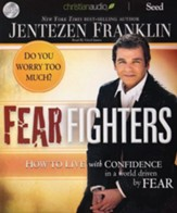 Fear Fighters: Unabridged Audiobook on CD