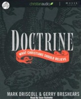 Doctrine Unabridged Audiobook on CD