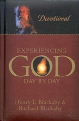 Experiencing God Day by Day--Devotional