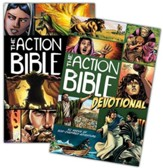 The Action Bible and The Action Bible Devotional, 2 Volumes