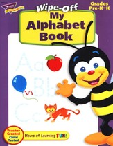 My Alphabet Book Wipe-Off Books