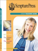 Scripture Press Junior Grades 5 & 6, Teaching Guide, Fall 2017