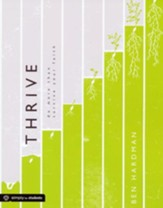 Thrive: Do More Than Survive Youth Faith