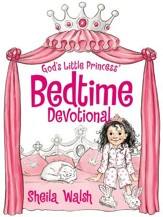 God's Little Princess Bedtime Devotional - eBook
