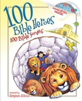 100 Bible Heroes, 100 Bible Songs - eBook