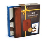 NIV Graduation Kit for Grads, Brown