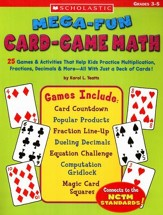 Mega-Fun Card-Game Math