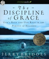 The Discipline of Grace Unabridged Audiobook on CD