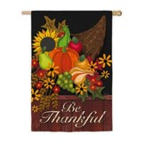Be Thankful Flag, Large