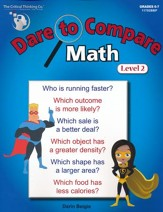 Dare to Compare Math, Level 2  (Grades 6-7)