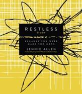 Restless Study Guide: Because You Were Made for More - eBook