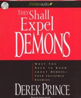 They Shall Expel Demons Unabridged Audiobook On CD